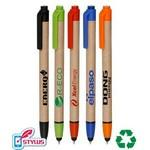 "Custom Imprinted ""Recycled"" Stylus Click Pen"