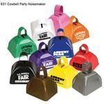 Promotional Cowbell Party Noise Maker