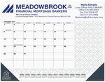 Custom Imprinted Color Your Calendar Desk Pad