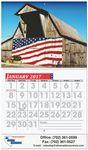 Easy Read Wall Calendar (Coil Bound) Custom Imprinted
