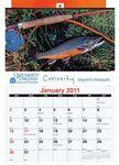 Custom Imprinted Single Image Monthly Wall Calendars (Custom Photo/Imprint)