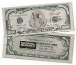Custom Imprinted Million Dollar Bill with Custom Back - MM-1071