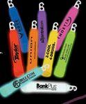 "Promotional 4"" Premium Glow Stick - Variety of Colors"