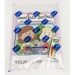 Custom Printed Good Touch Bad Touch Coloring Book Fun Pack