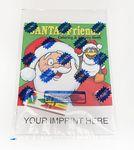 Santa & Friends Coloring Book Fun Pack Custom Imprinted