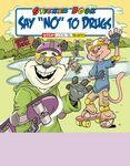 "Say ""No"" To Drugs Sticker Book Custom Printed"