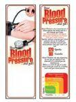 Custom Printed Your Blood Pressure and You Bookmark