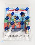 Crime Prevention Coloring Book Fun Pack Custom Printed
