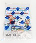 Make Winter & Holidays Safe Coloring Book Fun Pack Custom Imprinted