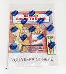 Be Smart, Say No To Drugs Coloring Book Fun Pack Custom Imprinted