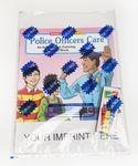Logo Branded Police Officers Care Coloring Book Fun Pack
