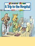Custom Imprinted A Trip to the Hospital Sticker Book