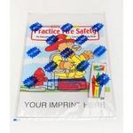 Practice Fire Safety Coloring Book Fun Pack Custom Printed