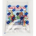 Gangs Are Not For You Coloring Book Fun Pack Logo Branded