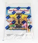 Your Sheriff Is Your Friend Coloring and Activity Book Fun Pack Custom Printed