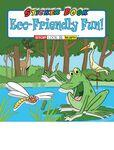 Eco-Friendly Fun Sticker Book Custom Printed