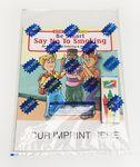 Be Smart, Say No To Smoking Coloring Book Fun Pack Custom Printed