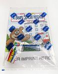A Beary Special Hospital Coloring Book Fun Pack Custom Imprinted