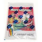 Logo Branded Merry Christmas Coloring & Activity Book Fun Pack