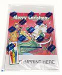 Custom Imprinted Merry Christmas Coloring & Activity Book Fun Pack