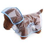 Pet Raincoat for Dogs Logo Branded