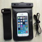Armband Waterproof Bag For 5.5'' Smart Phone Logo Branded