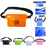 Custom Imprinted PVC Waterproof Waist Bag