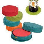 iPOSH Round Coaster Set