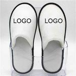 Custom Imprinted EVA Disposable Slippers For Hotels