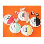 Custom Branded 3.5mm Cute Fruit Earphone/Ear buds/wire Case