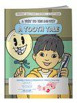Logo Branded Coloring Book - A Visit to the Dentist: A Tooth Tale