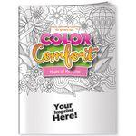 Custom Printed Color Comfort - Hues of Healing (Breast Cancer Awareness)