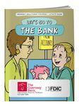Custom Imprinted Coloring Book - Let's Go To The Bank