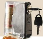 Tantalus Wine/Liquor Bottle Lock Custom Printed