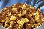 Chocolate Drizzled Toffee Crunch Popcorn (24 oz.) - Large Tin Custom Printed