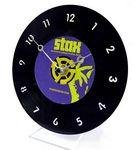 Custom Printed 45rpm Desk Clock - 1 imprint