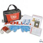 Auto Safety Kit Custom Printed