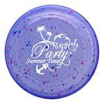"9"" Color Blast Flyer Flying Disc Custom Printed"