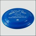 "Fetch! - 9"" Dog Safe Flyer Logo Branded,Customized"