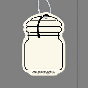 Paper Air Freshener - Canister Jar