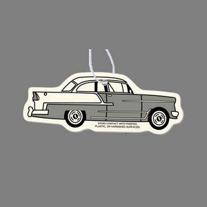 Paper Air Freshener - 1950's Chevy 2 Door Car