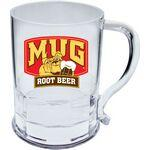 16 Oz. Styrene Root Beer Mug Custom Printed