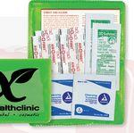 Custom Imprinted 9 Piece Stay Clean First Aid Kit