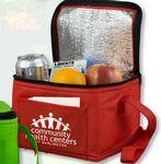 Logo Branded Non-Woven 'Cool-It' Insulated Cooler Bag