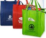 Large Insulated Zipper 'Super Cooler' Tote Bag (Overseas) Logo Branded