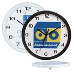 "12"" Economy Oversized Wall Clock Logo Printed"