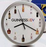 "12"" Economy Oversized Wall Clock Branded"