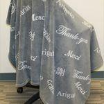 Custom Imprinted Thank You Velura™ Throw (Embroidery)