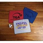 Microfiber Waffle Small Golf Towel (Screen Print) Custom Imprinted