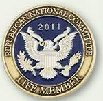 Custom Double Sided Coin w/ Golf Ball Marker Logo Printed
